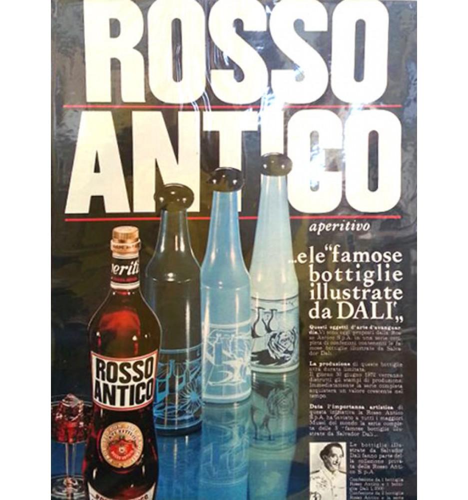 Salvator Dalì Screen Printed Bottles