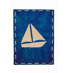 Galeon (Sailboat) Rug