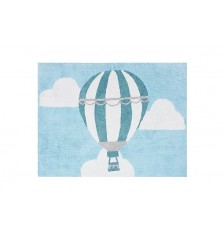 Globo (Hot Air Balloon) Rug