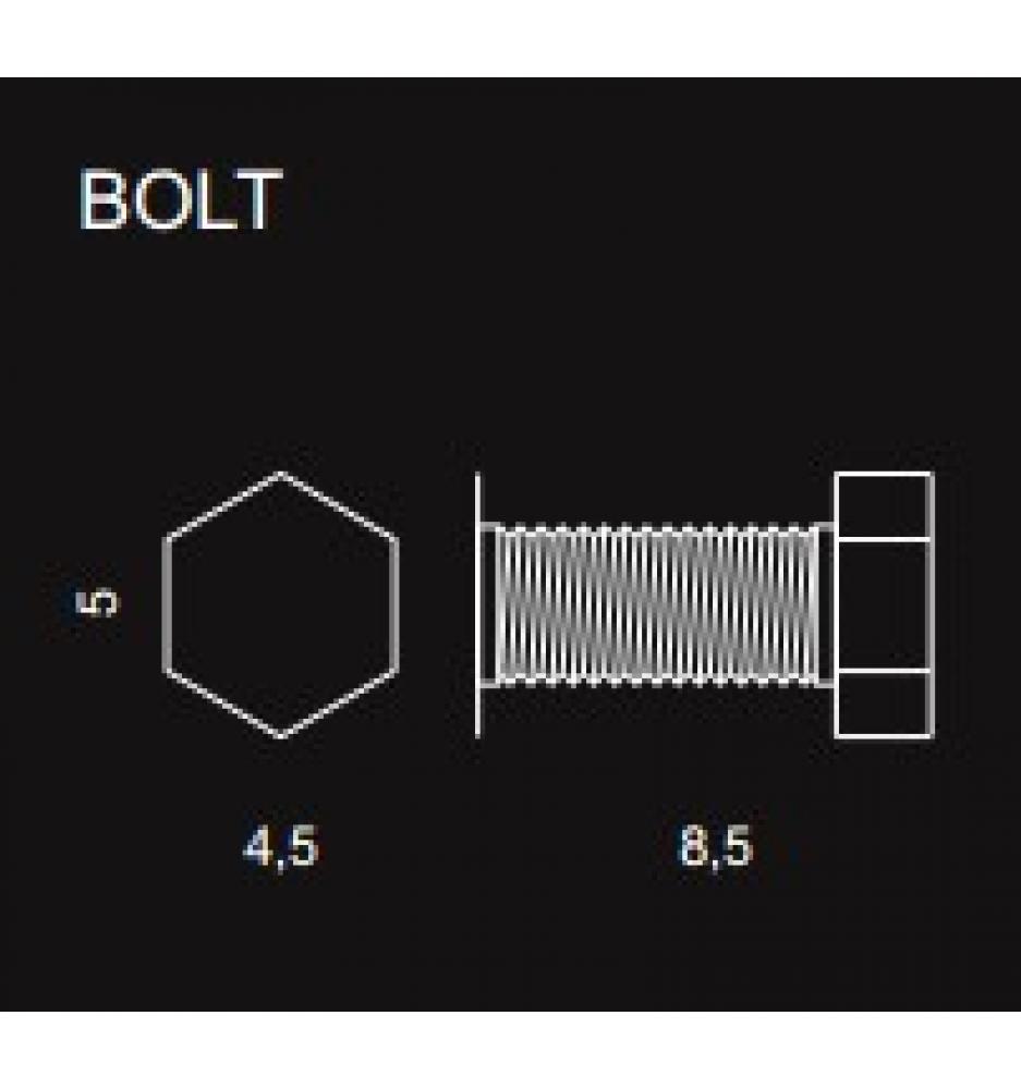 Bolt Coat Hook