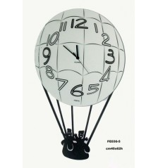 Mongolfiera - Hot Air Balloon Wall Clock