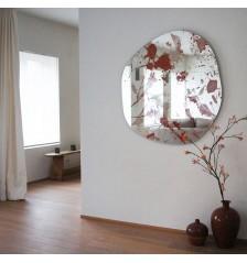 Floc Mirror