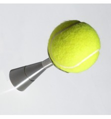 Tennis Ball Coat Hook