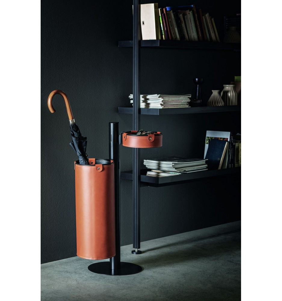 Adelfo Valet and Umbrella Stand
