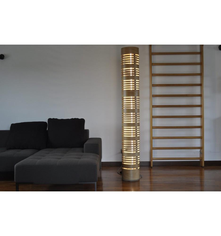 Galata Column Floor Lamp