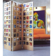 Album CD & DVD Room Screen