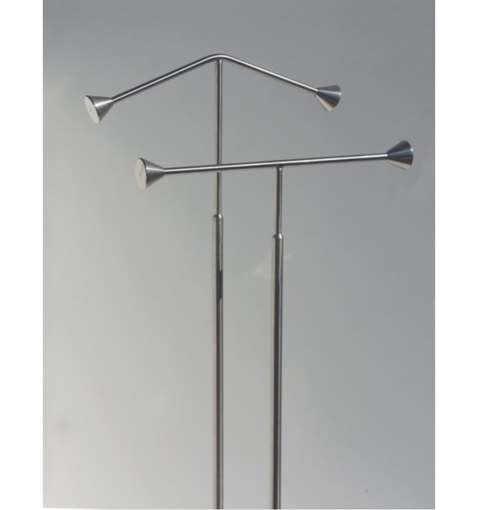 Sign of Orient and Occident Valet & Towel Stand